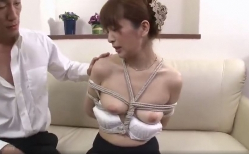 縛られた美人秘書 ~絶対服従のオフィス緊縛~