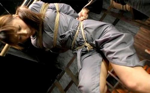 縄・女囚拷問 第二章 七咲楓花