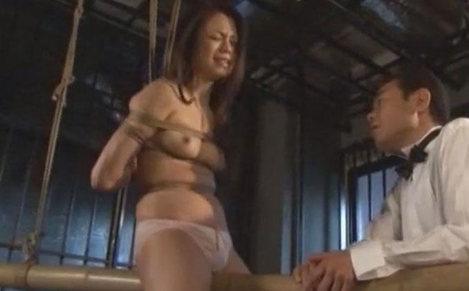 緊縛令嬢 藤井シェリー